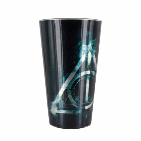 Harry Potter - Deathly Hallows Glass (PP4556HP)