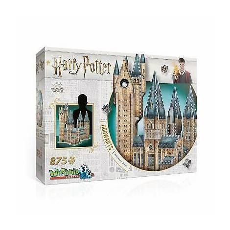 Harry Potter: Hogwarts - Great Hall 850pcs (W3D-2014) Wrebbit 3D Puzzle