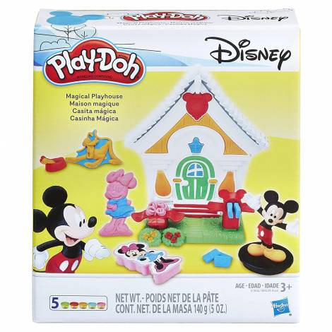 Hasbro Disney Play-Doh - Magical Playhouse (E1655)