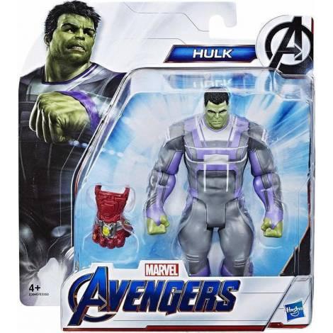 Hasbro Marvel Avengers: Hulk Deluxe Quantum Figure (15cm) (E3940EU40)