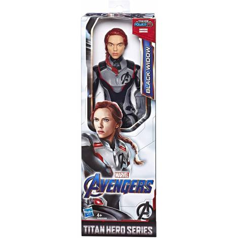 Hasbro Marvel Avengers Titan Hero Series - Black Widow (30cm) (E3920EU40)