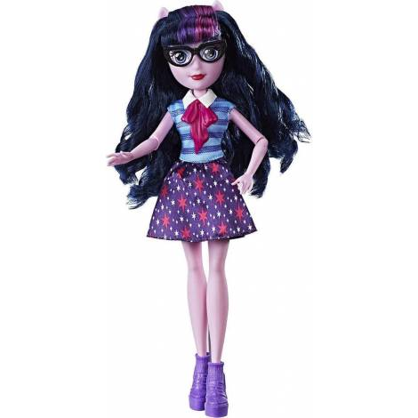 Hasbro My Little Pony Equestria Girls - Twilight Sparkle Classic Style Doll (E0671)