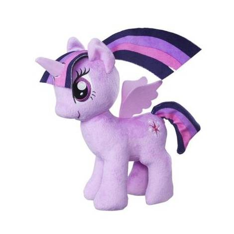 HASBRO MY LITTLE PONY PLUSH TOY - PRINCESS TWILIGHT SPARKLE (C0107)