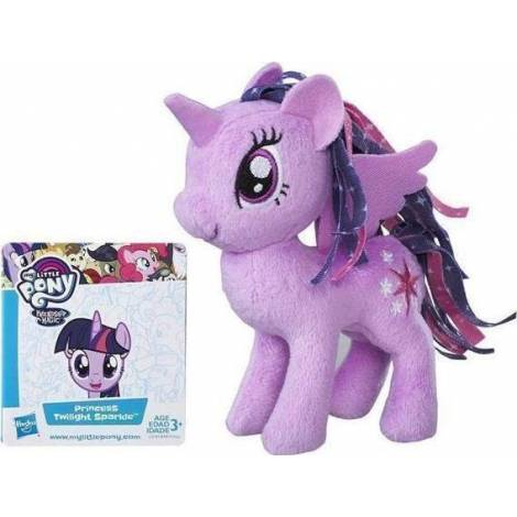 Hasbro My Little Pony - Princess Twilight Sparkle Plush Toy (13cm) (C0101EU41)