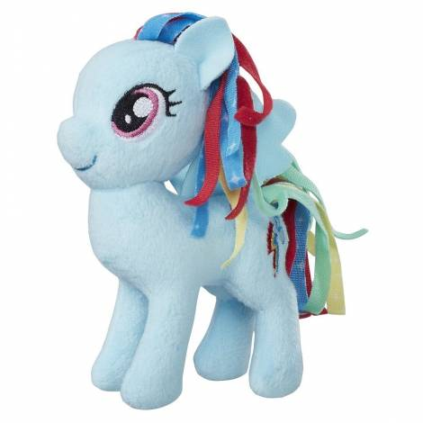 Hasbro My Little Pony - Rainbow Dash Plush Toy (13cm) (C0102EU41)