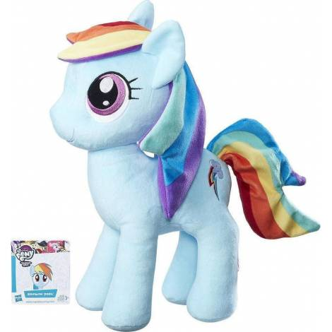 Hasbro My Little Pony - Rainbow Dash Plush Toy (C0114EU41)