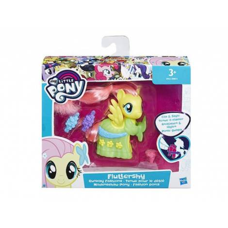 HASBRO MY LITTLE PONY - RUNWAY FASHIONS - FLUTTERSHY (B9621)