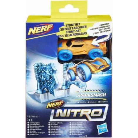 Hasbro Nerf Nitro Sparksmash Stunt Set (E1270)
