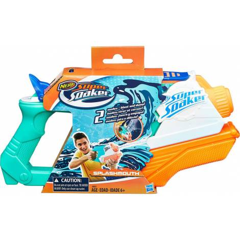 Hasbro Nerf Super Soaker - Splashmouth (E0021)