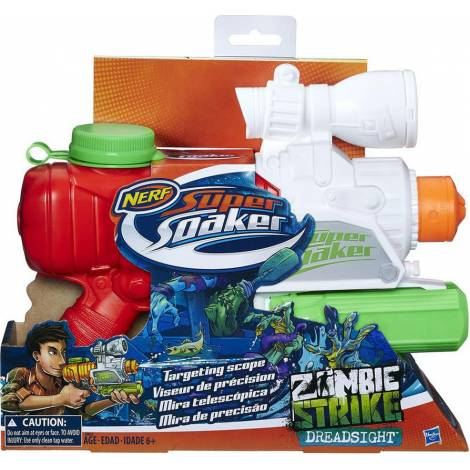 Hasbro Nerf Super Soaker Zombie Strike - Dreadsight (E0023)