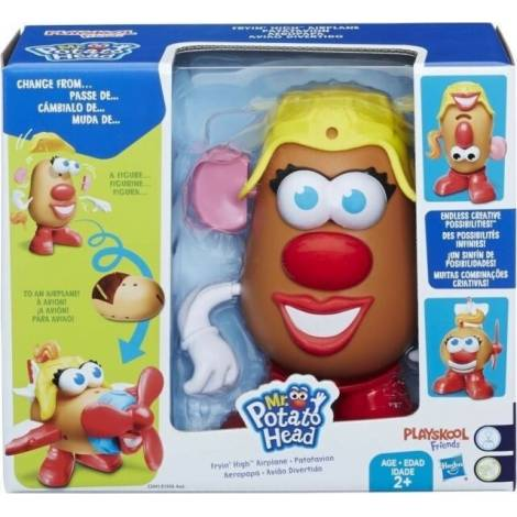 Hasbro Playskool Friends Mr. Potato Head - Fryin' High Airplane (E2041)