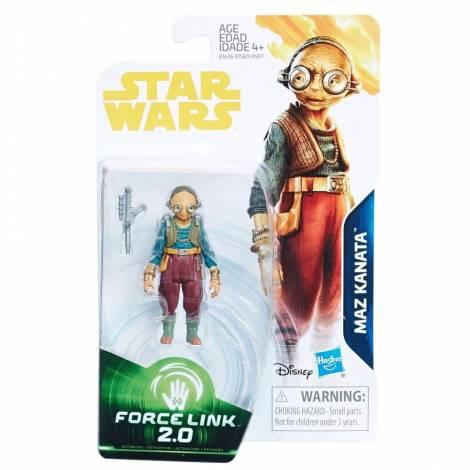 Hasbro Star Wars Force Link 2.0 - Maz Kanata (E1676)