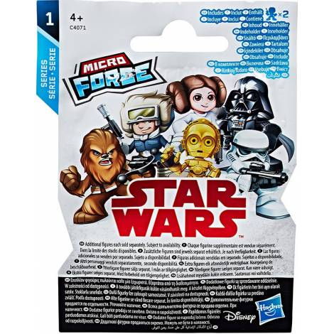 Hasbro Star Wars Micro Force Blind Bag (C4071)