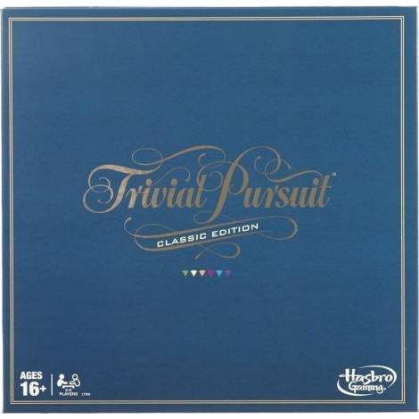 Hasbro Trivial Pursuit New Classic Edition - Ελληνικό (C1940)