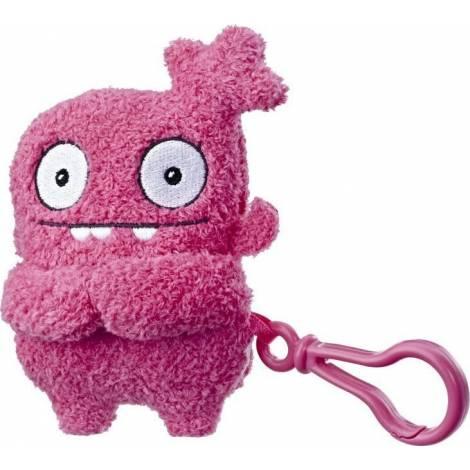 Hasbro Ugly Dolls: Moxy TO-GO Plush Keychain Toy (E4528EU40)