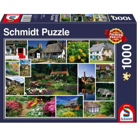 Have a Holiday in England 1000pcs (58341) Schmidt