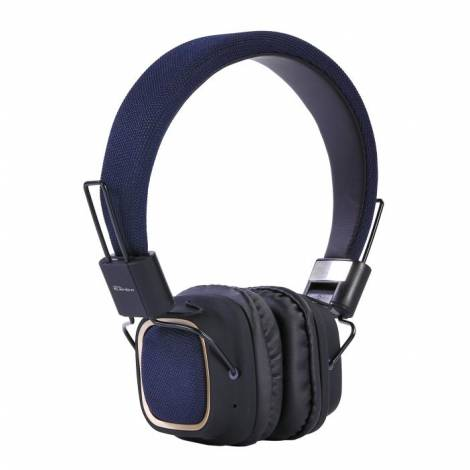Headphone Digital Element HD-800 Fabric Bluetooth Blue  (PC)