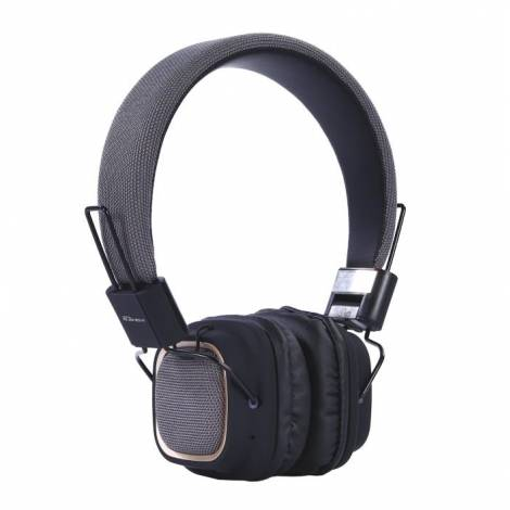 Headphone Digital Element HD-800 Fabric Bluetooth Grey  (PC)