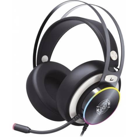 Headphone Zeroground RGB USB 7.1 HD-2800G SOKUN