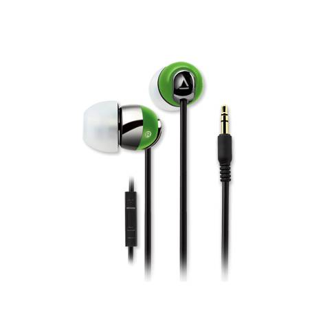 HEADPHONES CREATIVE IN EAR HS-660I2 Green