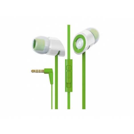 HEADPHONES CREATIVE IN EAR MA350 GREEN