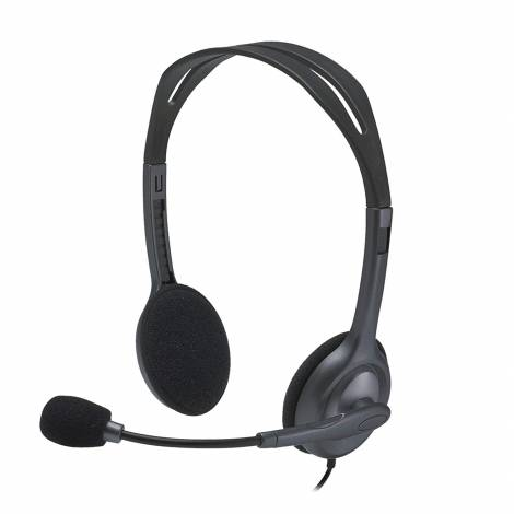 HEADSET LOGITECH PC H111 (981-000593)