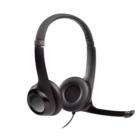 HEADSET LOGITECH PC H390 USB 000406 USB (981-000406)
