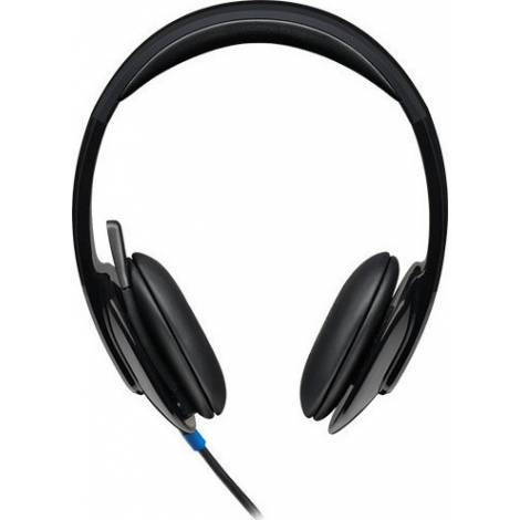 HEADSET LOGITECH PC H540 USB (981-000480)