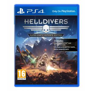 Helldivers Super-Earth Ultimate Edition (PS4) (Sony)