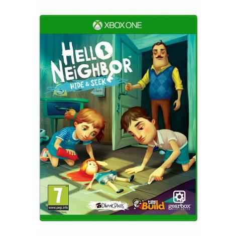 HELLO NEIGHBOR HIDE N SEEK (Xbox One)