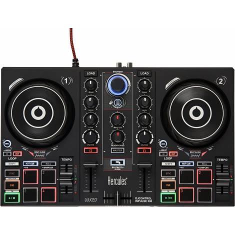 HERCULES Inpulse 200 USB DJ Controller