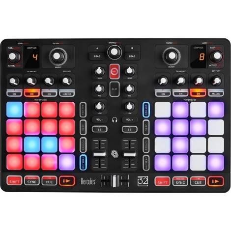 HERCULES P-32 DJ Controller