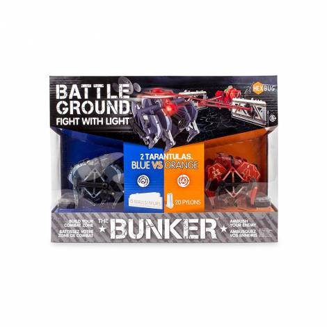HEXBUG Battle Ground Bunker  ( 409-5121-00GL04 )
