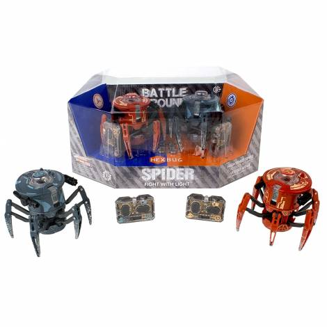 HEXBUG Battle Ground Spider 2.0 Dual Pack  (409-5122-00GL04)