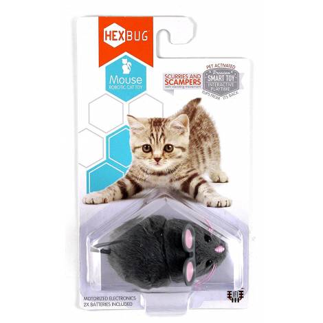 HEXBUG Mouse Cat Toy  (480-3031-00GL12 )