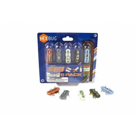 HEXBUG nano Nitro 5 Pack  ( 415-4574-06GL06 )