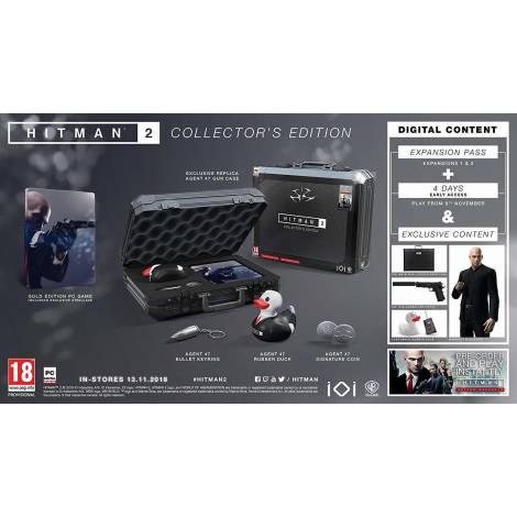 Hitman 2 Collector's Edition (PC)