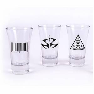 HITMAN 3x SET SHOT GLASSES (GE3075)