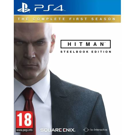 Hitman (The Complete First Season Steelbook Edition) (PS4)