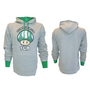 HOODIE EXTEND YOUR LIFE (GREY)