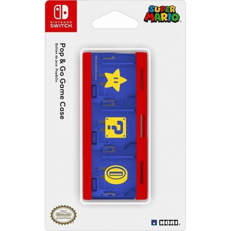 HORI Nintendo Switch Super Mario Pop & Go Game Case