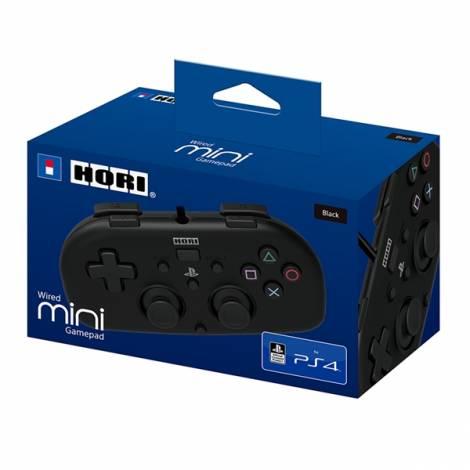 HORI (PS4-099E) GAMEPAD MINI  PS4 CONTROLLER  (BLACK)