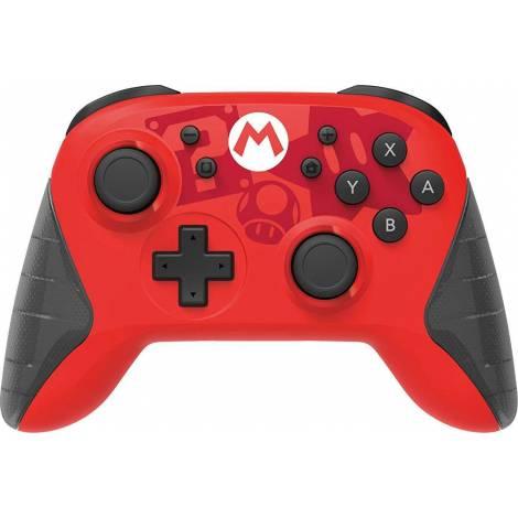 HORI Wireless Horipad Mario Edition (Nintendo Switch)