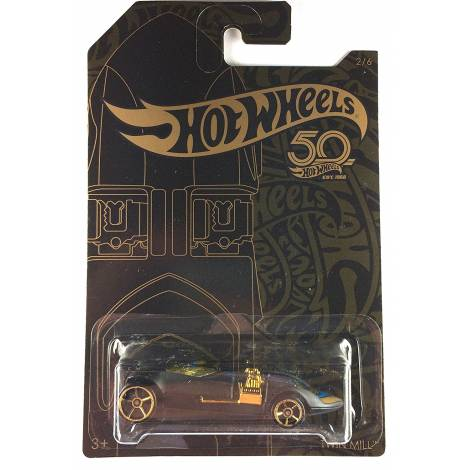 Hot Wheels 50th Anniversary Black & Gold - Twin Mill (FRN35)