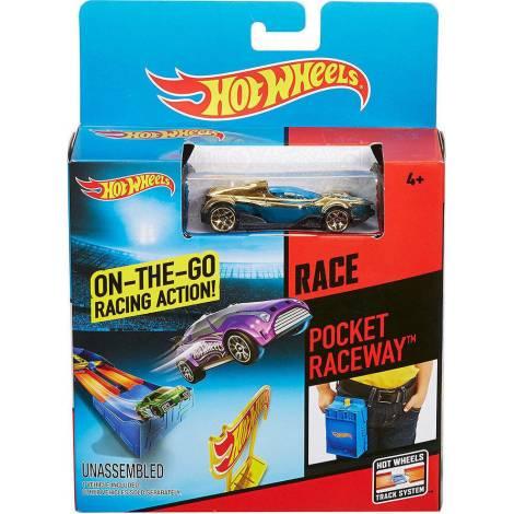 Hot Wheels Action - Pocket Raceway Playset (CMB24)