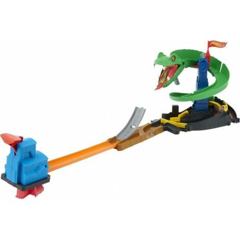 Hot Wheels City - Cobra Crush Play Set (FNB20)