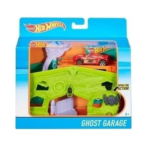 Hot Wheels - Ghost Garage (DWL03)