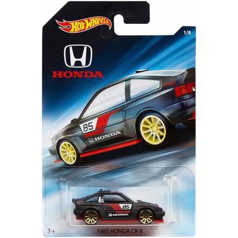 Hot Wheels Honda 70th Anniversary 1:64 Vehicle - 1985 Honda CR-X (FKD23)