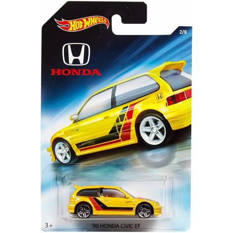 Hot Wheels Honda 70th Anniversary 1:64 Vehicle - '90 Honda Civic EF (FKD24)