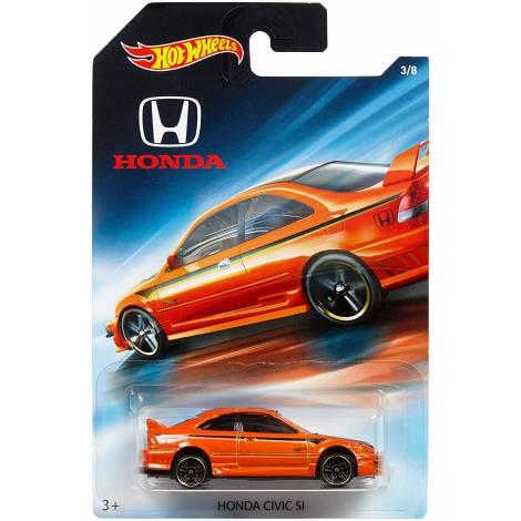 Hot Wheels Honda 70th Anniversary 1:64 Vehicle - Honda Civic SI (FKD25)